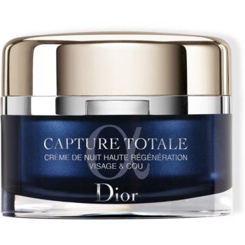 Dior Capture Totale Intensive Restorative Night Creme Crema de noapte intensiva pentru revitalizarea pielii notino.ro