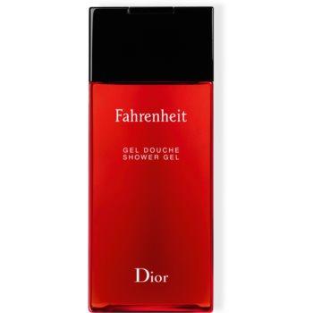 Dior Fahrenheit gel de duș pentru bărbați imagine 2021 notino.ro