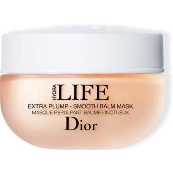 Dior Hydra Life Extra Plump Smooth Balm Mask masca hranitoare notino poza