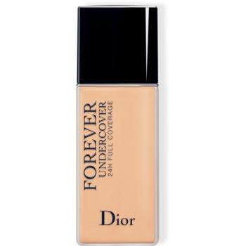Dior Dior Forever Undercover fond de ten cu acoperire completă 24 de ore notino.ro