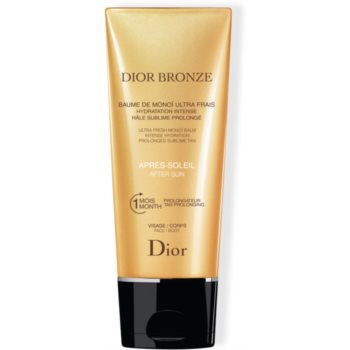 Dior Dior Bronze Monoï Balm crema dupa bronzat pentru fata si corp imagine 2021 notino.ro