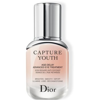Dior Capture Youth Age-Delay Advanced Eye Treatment Tratament pentru ochi impotriva ridurilor si cearcanelor notino.ro