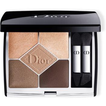 Dior 5 Couleurs Couture paletă cu farduri de ochi notino poza