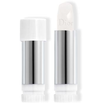 DIOR Rouge Dior The Refill hydratační balzám na rty náhradní náplň odstín 000 Diornatural 3,5 g