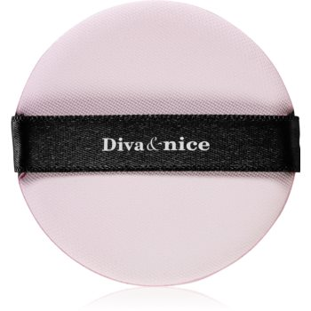 Diva & Nice Cosmetics Accessories puf pentru pudra 5 bucati imagine 2021 notino.ro
