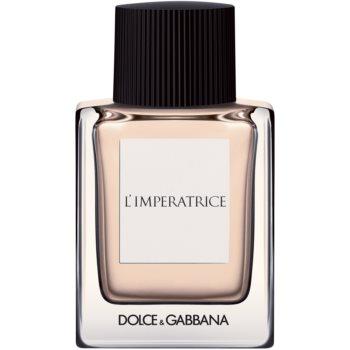 Dolce & Gabbana L´Imperatrice Eau de Toilette pentru femei