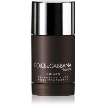 Dolce & Gabbana The One for Men deostick pentru bărbați