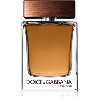 Dolce & Gabbana The One for Men Eau de Toilette pentru bărbați notino.ro