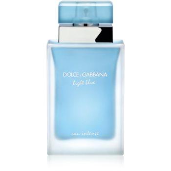 Dolce & Gabbana Light Blue Eau Intense Eau de Parfum pentru femei imagine 2021 notino.ro