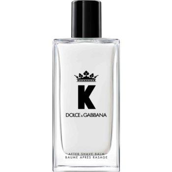 Dolce & Gabbana K by Dolce & Gabbana balsam după bărbierit pentru bărbați