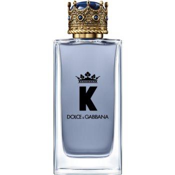 Dolce & Gabbana K by Dolce & Gabbana Eau de Toilette pentru bărbați notino.ro