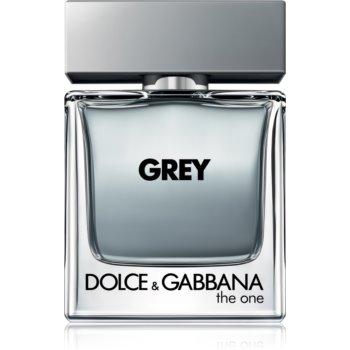 Dolce & Gabbana The One Grey Eau de Toilette pentru bărbați