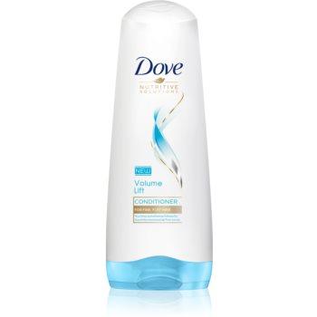 Dove Nutritive Solutions Volume Lift balsam pentru păr fin cu efect de volum imagine 2021 notino.ro