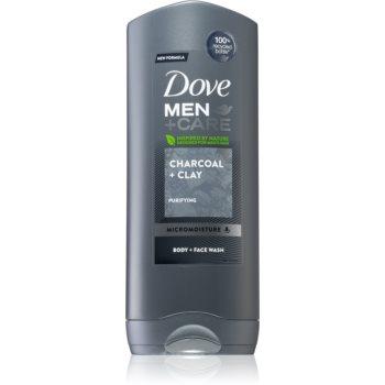 Dove Men+Care Elements gel de duș pentru barbati imagine 2021 notino.ro