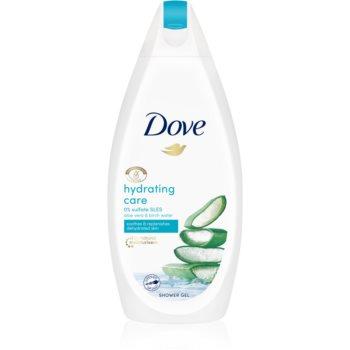 Dove Hydrating Care gel de dus hidratant notino.ro