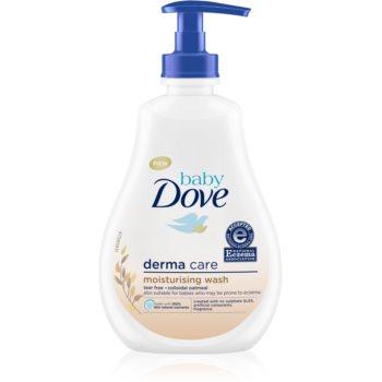 Dove Baby Derma Care gel de curatare hidratant pentru copii imagine 2021 notino.ro