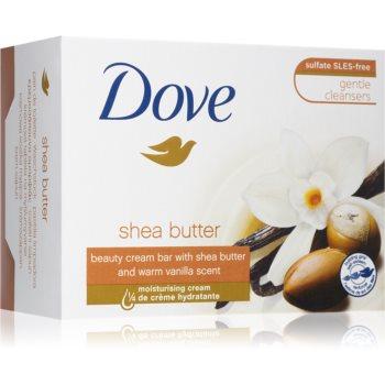 Dove Shea Butter & Vanilla săpun solid pentru curățare imagine 2021 notino.ro
