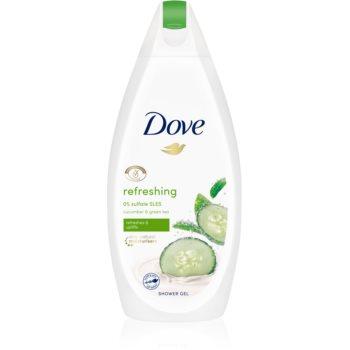 Dove Go Fresh Fresh Touch gel de dus hranitor imagine 2021 notino.ro