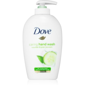 Dove Go Fresh Cucumber & Green Tea sapun lichid delicat pentru maini imagine 2021 notino.ro