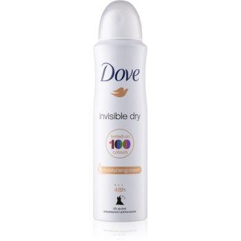Dove Invisible Dry spray anti-perspirant 48 de ore imagine 2021 notino.ro
