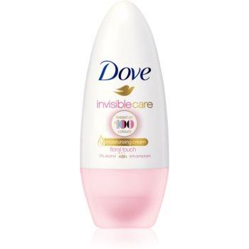 Dove Invisible Care Floral Touch antiperspirant roll-on fară alcool imagine 2021 notino.ro