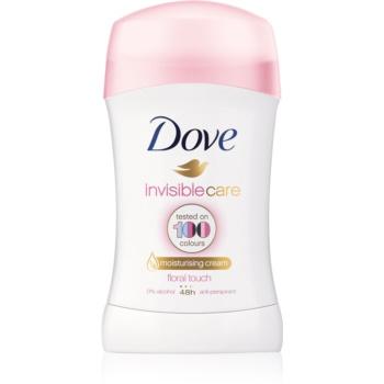 Dove Invisible Care Floral Touch deodorant solid împotriva petelor albe fară alcool imagine 2021 notino.ro