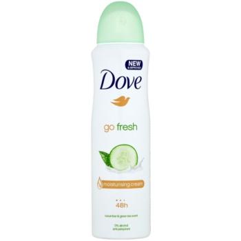 Dove Go Fresh Fresh Touch deodorant spray antiperspirant 48 de ore notino.ro
