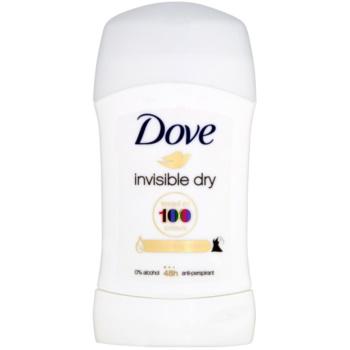 Dove Invisible Dry deodorant solid împotriva petelor albe 48 de ore imagine 2021 notino.ro