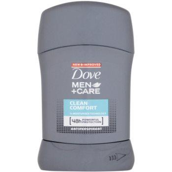 Dove Men+Care Clean Comfort antiperspirant puternic 48 de ore imagine 2021 notino.ro