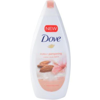 Dove Purely Pampering Almond spuma de baie imagine 2021 notino.ro