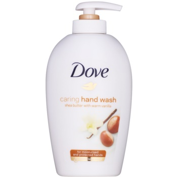 Dove Purely Pampering Shea Butter săpun lichid cu pompa imagine 2021 notino.ro