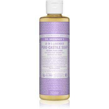 Dr. Bronner's Lavender săpun lichid universal notino.ro