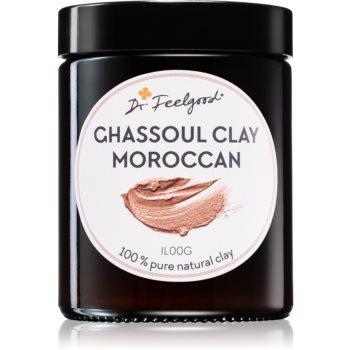 Dr. Feelgood Ghassoul Clay Moroccan argilă marocana imagine 2021 notino.ro