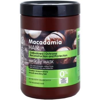 Dr. Santé Macadamia masca sub forma de crema pentru par deteriorat imagine 2021 notino.ro