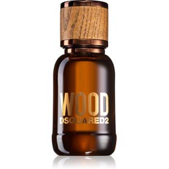 Dsquared2 Wood Pour Homme Eau de Toilette pentru bărbați