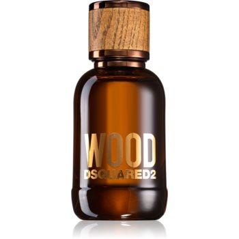 Dsquared2 Wood Pour Homme Eau de Toilette pentru bărbați imagine 2021 notino.ro