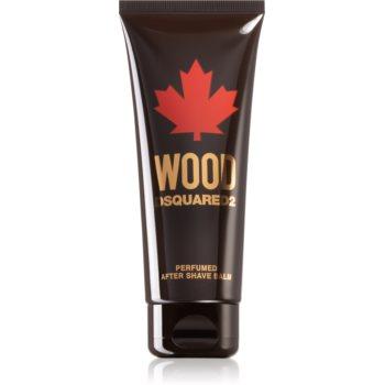 Dsquared2 Wood Pour Homme balsam după bărbierit pentru bărbați