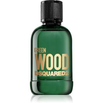 Dsquared2 Green Wood Eau de Toilette pentru bărbați