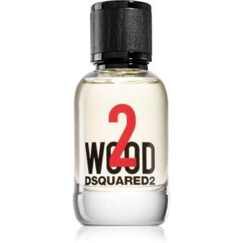 Dsquared2 2 wood Eau de Toilette pentru bărbați