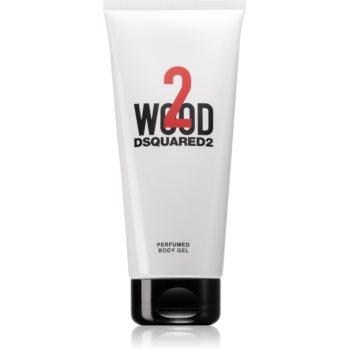 Dsquared2 2 wood gel de corp pentru bărbați