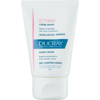 Ducray Ictyane cremă hidratantă pentru mâinile cu pielea uscată și crăpată imagine 2021 notino.ro