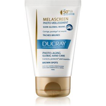 Ducray Melascreen tratament complex pentru mâini SPF 50+ impotriva petelor imagine 2021 notino.ro