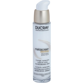 Ducray Melascreen ser pentru netezirea petelor pigmentare si a ridurilor imagine 2021 notino.ro