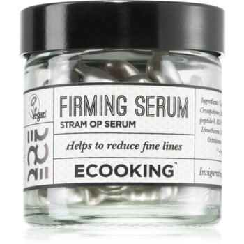 Ecooking Eco Ser facial pentru fermitate în capsule notino poza