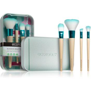 EcoTools Blooming Beauty Kit set perii machiaj imagine 2021 notino.ro