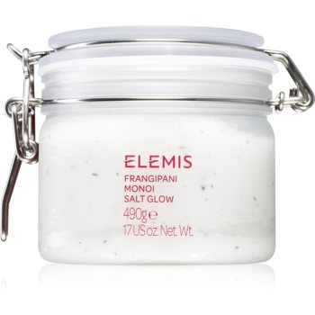 Elemis Body Exotics Frangipani Monoi Salt Glow exfoliator de corp mineral imagine 2021 notino.ro