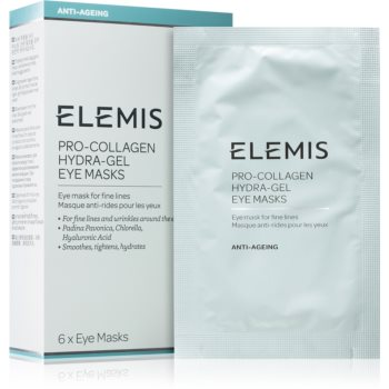 Elemis Pro-Collagen Hydra-Gel Eye Masks masca pentru ochi antirid image0