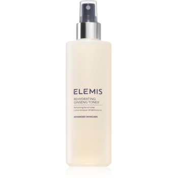 Elemis Advanced Skincare Rehydrating Ginseng Toner tonic revigorant pentru pielea uscata si deshidratata imagine 2021 notino.ro
