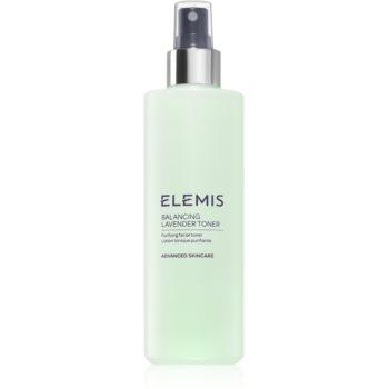 Elemis Advanced Skincare Balancing Lavender Toner tonic pentru curatare pentru ten mixt notino.ro