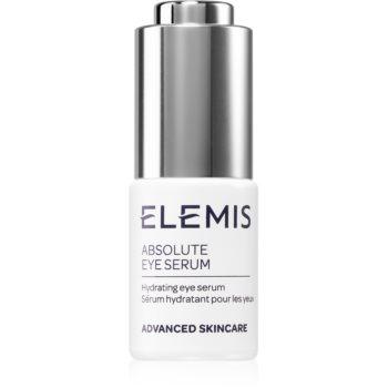 Elemis Advanced Skincare Absolute Eye Serum ser hidratant pentru ochi imagine 2021 notino.ro